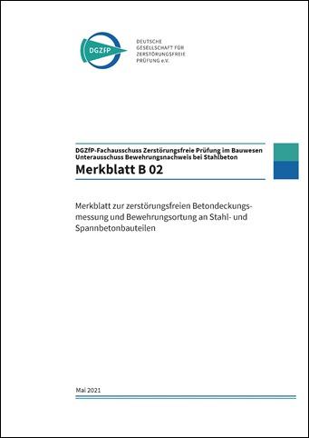 B 02 Deckblatt