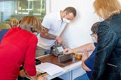 MINT-Tag Rheinland-Pfalz Stiftung Pfalzmetall