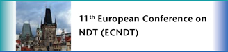 11th European Conference on NDT (ECNDT)